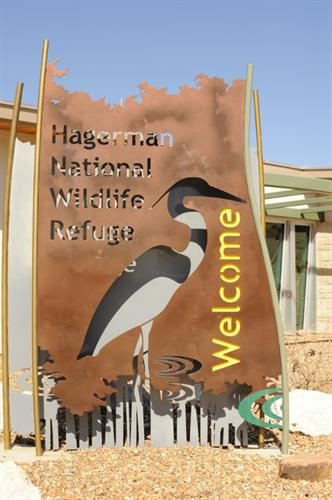 Welcome to Hagerman National Wildlife Refuge