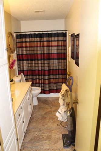 2 BR Apt Bathroom
