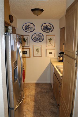 2 BR Apt Kitchen