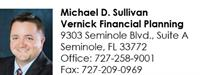 Mike Sullivan with Vernick Financial