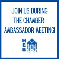 Virtual Chamber Ambassadors Meeting
