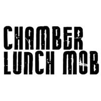 Chamber Lunch Mob at  Crazy Cowboy