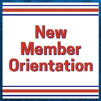 New Member Orientation: April 2021