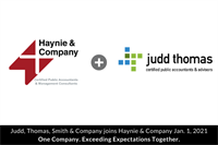 News Release: HAYNIE & COMPANY NOW IN DALLAS