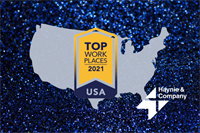 Haynie & Company Wins Top Workplaces USA 2021