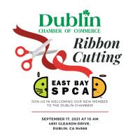 Ribbon Cutting for East Bay SPCA