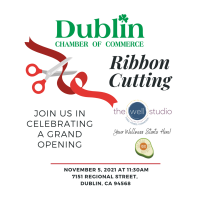 Grand Opening Ribbon Cutting for The Well Studio and Eat Real Food Nutrition