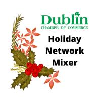 Dublin Chamber Holiday Mixer