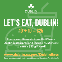 Let's Eat, Dublin! Campaign