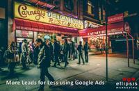 Tips for Spending Less on Google Ads