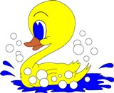 Ducky Wash & Dry