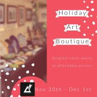 Dublin Art Collective Holiday Art Boutique