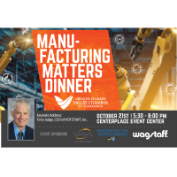 Manufacturing Matters Dinner