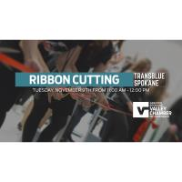 Transblue Spokane Ribbon Cutting