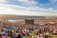 Bon Iver at The Gorge