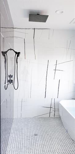 Recent Shower Completion