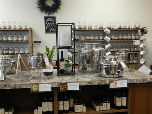 Oils, Vinegars and so much more