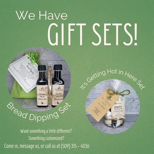 Gift Sets for foodie friends