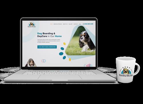 Logo and Website Deisgn