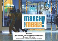March for Meal Mall Crawl