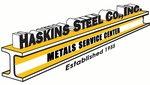 Haskins Steel ( Reliance Steel & Aluminum Co)