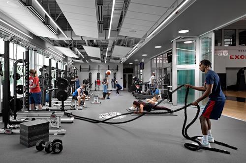 Gonzaga University Volkar Center for Athletic Achievement