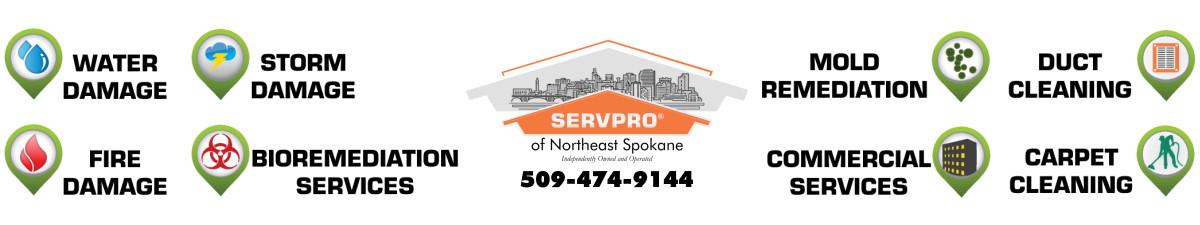 SERVPRO of Northeast Spokane