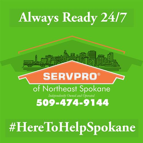 Here to Help Spokane