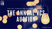 The Annual VCS Auction