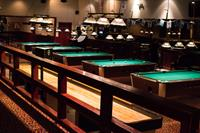 We have 6 league size pool tables