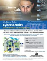 Workforce Talks: Cybersecurity