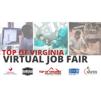 Virtual Job Fair ~ June 17, 2020