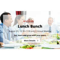 Cancelled - The Lunch Bunch | Chamber Telemed