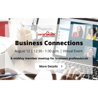 """""""NEW"""" Business Connections"""