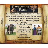 Ravenwood Faire 2020