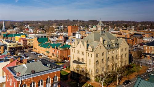 Rouss City Hall Winchester, VA