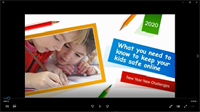 What you need to know to keep kids safe in online classes