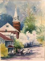 The Galleries at Long Branch Present: Shepherdstown Friday Painters