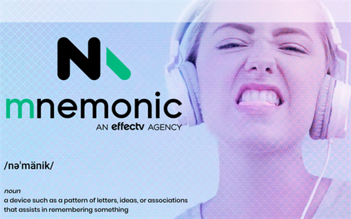 Mnemonic - Our in house creative agency.