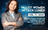 Valley Women in Tech Lunch (feat. Speaker Heather Banks)
