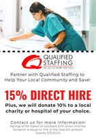 Qualified Staffing - Winchester