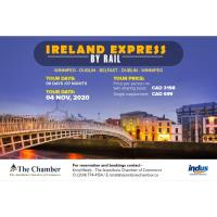 Ireland Express by Rail