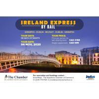 Ireland Express by Rail