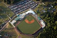 Aerial View of McNair Field