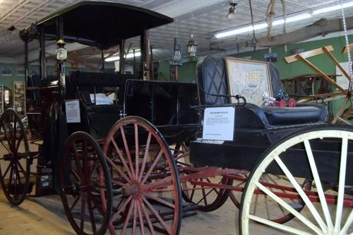 Buggies, Wagon and Carriages