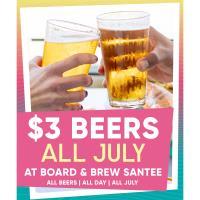 Board & Brew - Santee