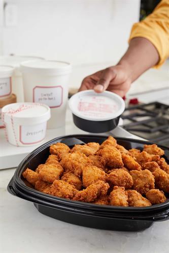 Chicken Nugget Tray
