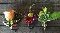 Special order boutonnieres