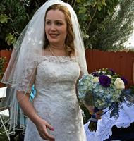 La Mesa Garden Wedding for Meridith and Jeremy