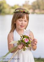 Photo Shoot Florals - Photographed by Nancy Hazen Photography